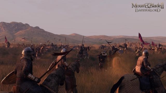 Mount & Blade 2: Bannerlord, E3 2017'de Oynanabilecek!