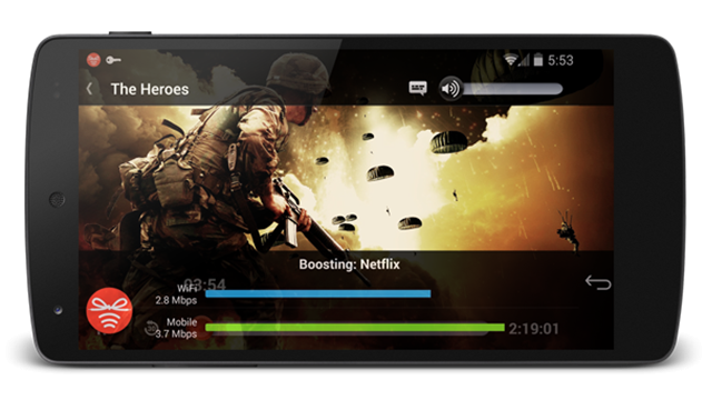 Netup ile Her Android Cihazda Hızlı İnternet Kullanılabilecek!