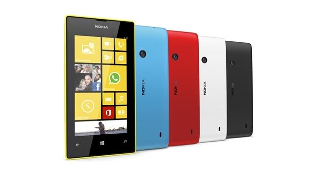 Nokia Lumia 520 Vodafone'da Satışa Sunuldu