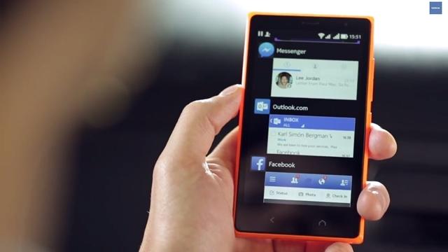 Nokia X2: Microsoft'un İlk Android Telefonu Çıkış Yaptı