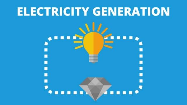 Nükleer Atık Elmasa Dönüştürüldü ve Doğa Dostu Elektrik Üretildi