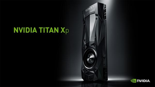 Nvidia, Dünyanın En Güçlü Ekran Kartı Titan Xp'yi Tanıttı