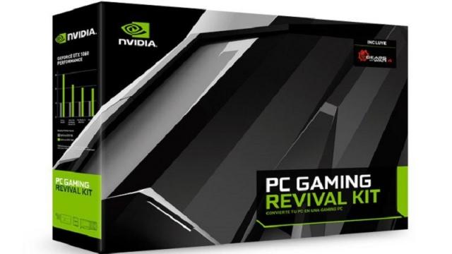 Nvidia, Eski Bilgisayarlarınızı Coşturacak Bir Paket Hazırlıyor