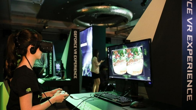 Nvidia'ya Göre Sanal Gerçekliğin İş Yapabilmesi İçin 20 Seneye İhtiyacımız Var