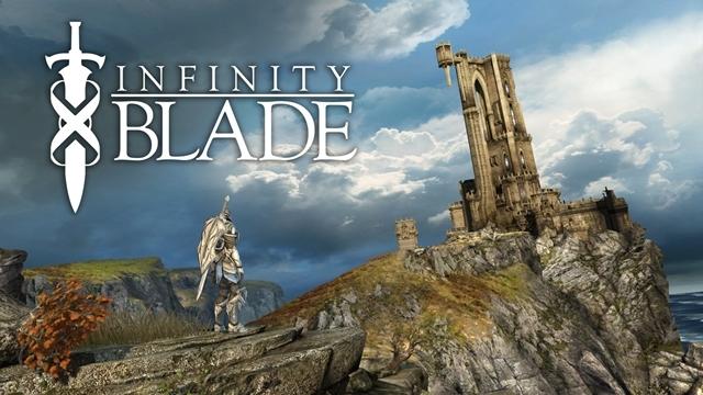 Ödüllü iOS Oyunu Infinity Blade Ücretsiz Oldu!