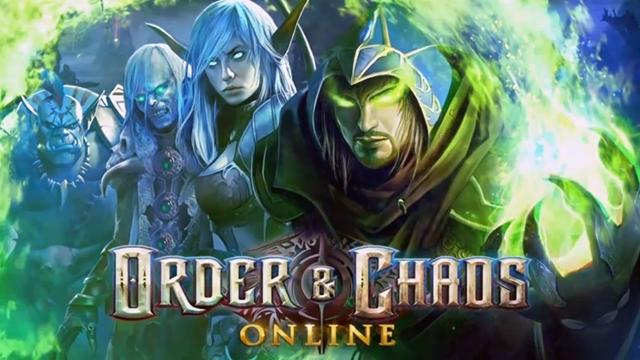 Haftanın Android Oyunu: Order & Chaos Online