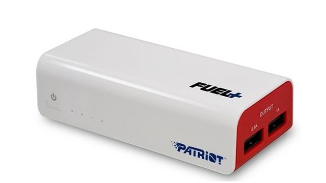 Patriot Fuel+: Taşınabilir Şarj Cihazı