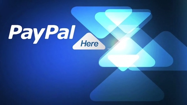 PayPal Here Artık Android Tabletlerde Kullanılabiliyor