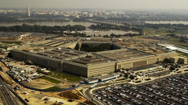 Pentagon'u Hackleyen Para Ödülünü Kapıyor