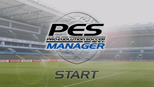 PES Manager Çıktı!