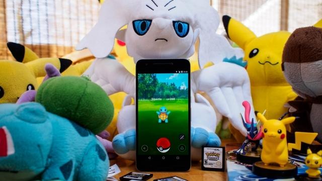 Pokemon Go'nun Geliştirilen Özelliğine Bayılacaksınız!
