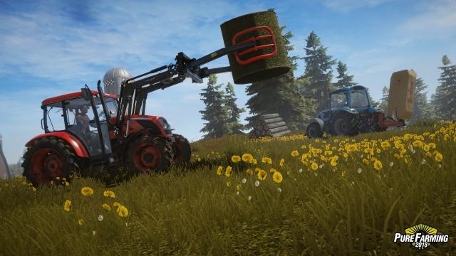 Dying Light Geliştiricisinin Simülasyon Oyunu Pure Farming 2018'in Çıkış Tarihi Belli Oldu