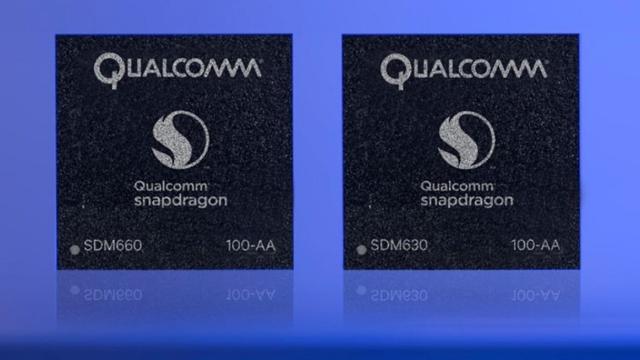 Qualcomm Snapdragon 660 ve 630 İşlemciler Resmi Olarak Duyuruldu
