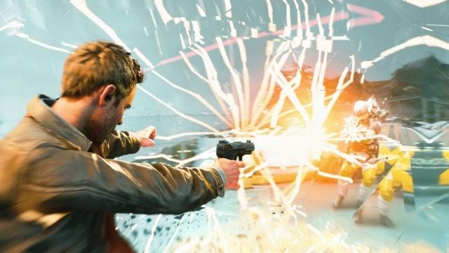 Quantum Break Steam Versiyonu Çıktı!
