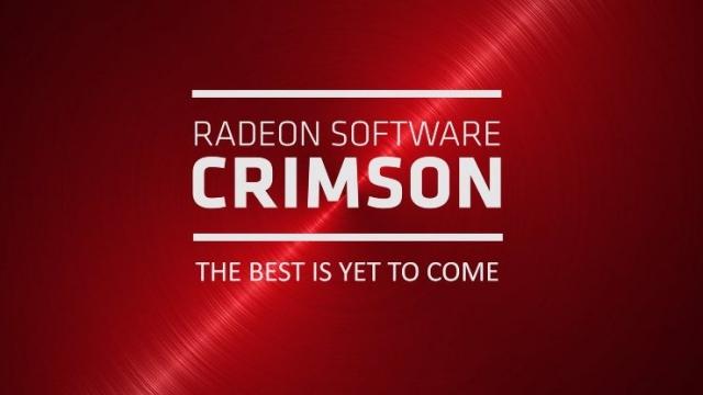 AMD Ekran Kartları Artık Radeon Crimson'dan Gücünü Alacak