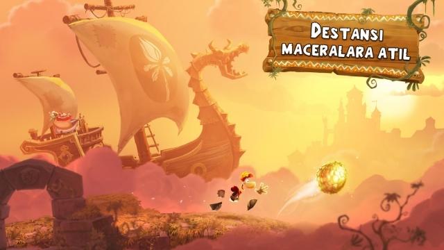 Bu Oyunu Kaçırmayın: Rayman Adventures Android Versiyonu Ücretsiz Olarak Yayınlandı!