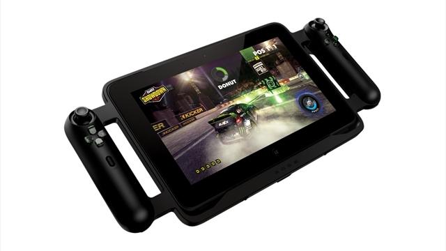 Razer Edge: Dünyanın İlk Oyun Tableti - CES 2013