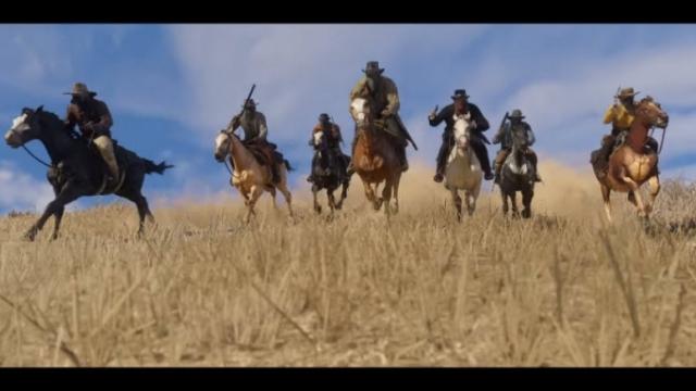 Red Dead Redemption 2'nin İçeriği ile İlgili Bilgiler Ortaya Çıktı