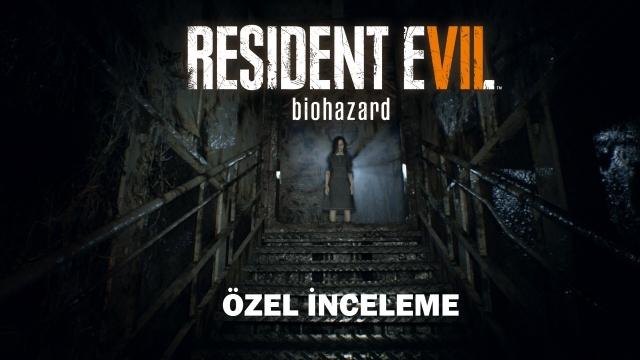 Resident Evil 7 İncelemesi