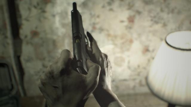 Resident Evil 7'nin FPS Olarak Geliştirilmesinin Nedeni Belli Oldu
