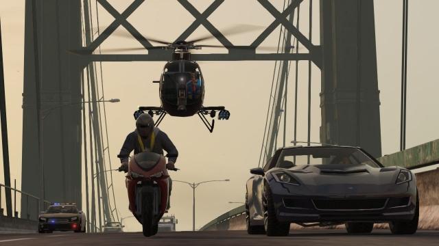 Rockstar GTA Online'ın Fişini Çekebileceğini Açıkladı