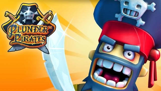 Rovio'nun Yeni Oyunu Plunder Pirates Çıkış Yaptı!