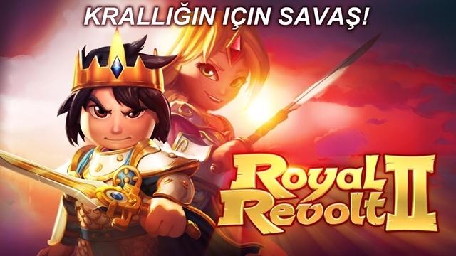 Royal Revolt 2 Çıktı!