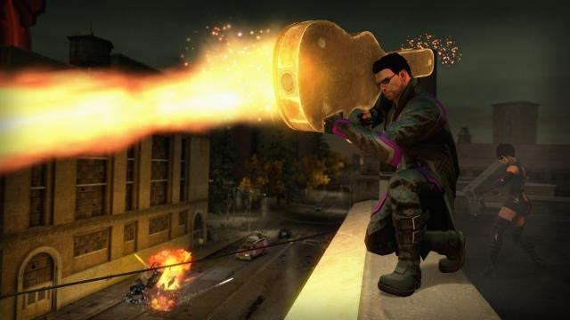 Saints Row 4 Bu Hafta Sonu Steam'de Ücretsiz!