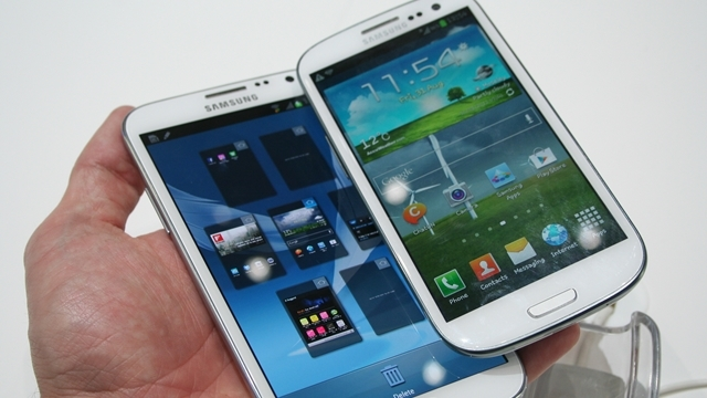 Samsung 4 Eylül'de Galaxy Note 3'ü Duyurabilir