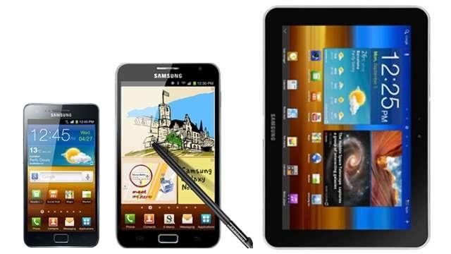 Samsung Galaxy S4 Esnek Ekranlı Olabilir