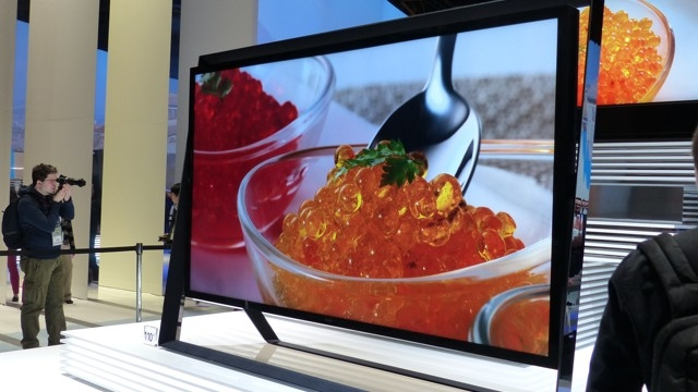 Samsung 85 İnç Ultra HD Televizyon Avrupa'ya Geliyor