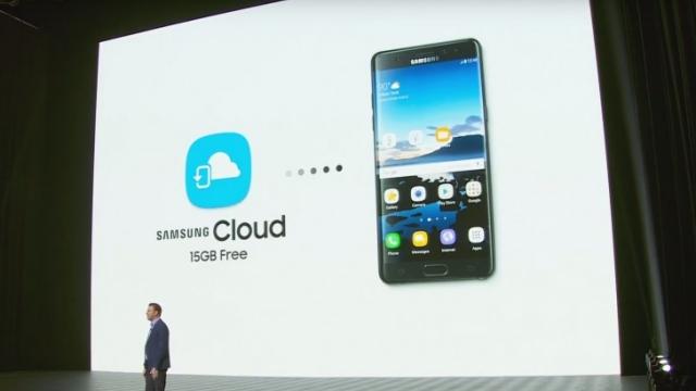 Samsung Cloud, Dropbox'a Rakip Olabilir