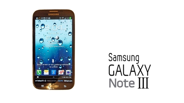 Samsung Galaxy Note 3 3 GB RAM Sahibi Olacak