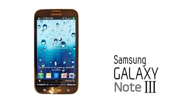 Samsung Galaxy Note 3 Snapdragon 800 İşlemci Kullanacak