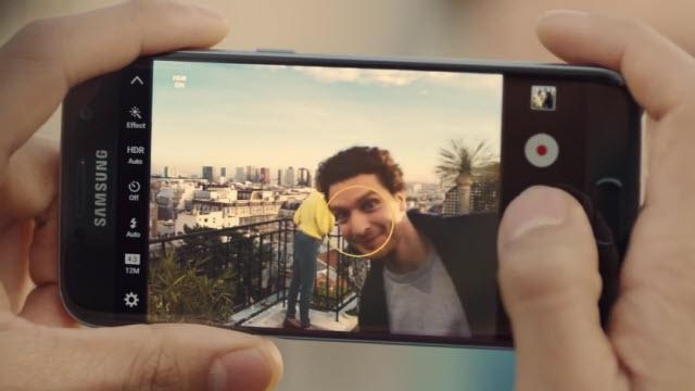 Samsung Galaxy S7 En İyi Ekrana Sahip Olan Akıllı Telefon