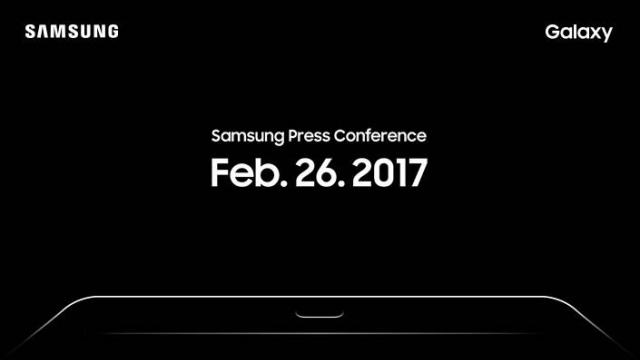 Samsung, MWC 2017'de Yeni Bir Cihaz Tanıtacak