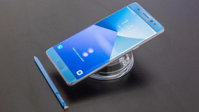 Samsung Resmi Galaxy Note 8 Duyurusunu Yaptı