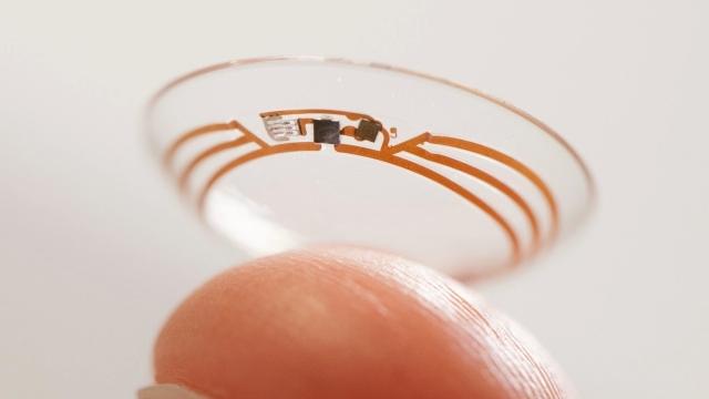Samsung'un Gizli Artırılmış Gerçeklik Lensleri Su Yüzüne Çıktı