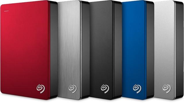 Seagate 5 TB Kapasitesinde Taşınabilir Disklerini Satışa Sunuyor
