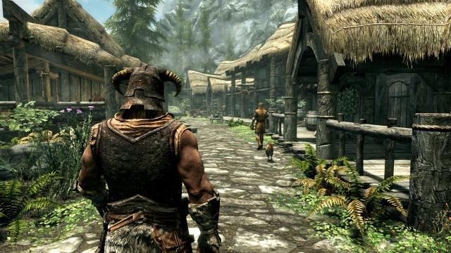 Skyrim Special Edition En İyi PC'de Çalışıyor
