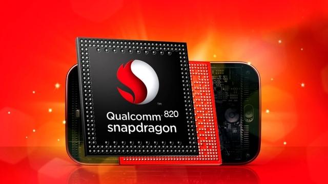 Snapdragon 820, Apple'ın ve Samsung'un İşlemcilerini Geride Bırakarak Performans Lideri Oldu!