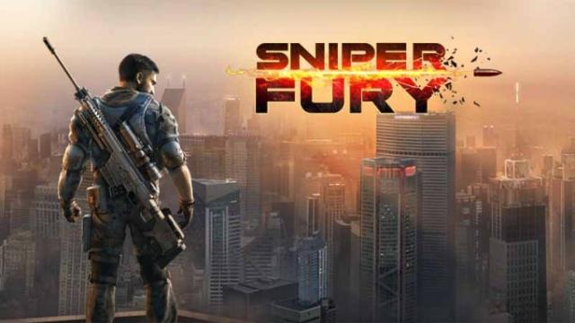 Gameloft, Sniper Fury Adlı Yeni Bir FPS Oyunu Geliştiriyor