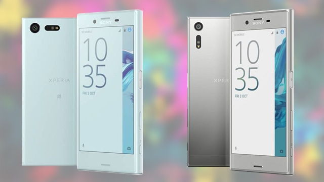 Sony Xperia X Compact ve Xperia XZ Resmi Olarak Duyuruldu