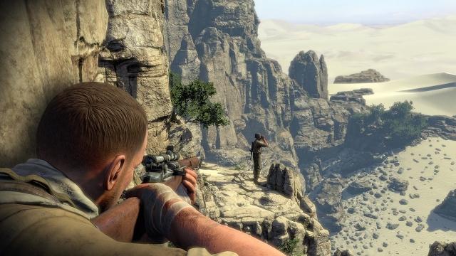 Steam'de Bu Hafta Sonu Sniper Elite 3 Ücretsiz Oynanabiliyor!