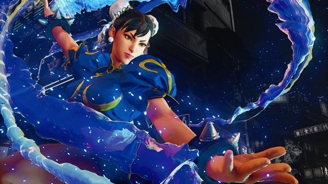 Street Fighter 5 Önümüzdeki Günlerde Ücretsiz Oynanabilecek