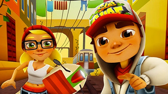 Subway Surfers Windows Phone Versiyonu Çıktı!