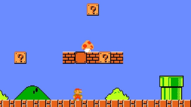 Super Mario Bros. Tam 30 Yaşında!