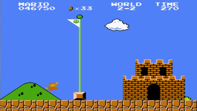 Super Mario Hızlı Bitirme Dünya Rekoru Kırıldı