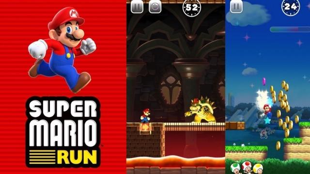 Super Mario Run Android Çıkış Tarihi Belli Oldu!