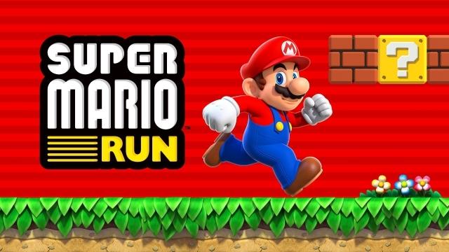 Super Mario Run Çıkış Tarihi Belli Oldu